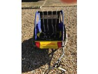 Schwinn Traveler 2-Seater BikeTrailer