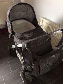 Silver cross pram / pushchair (from birth)