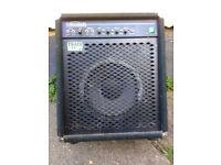 Trace Elliot Commando 100 watt Bass Amplifier Combo model 1001