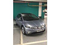 Honda Civic EXI IVTEC Semi Auto