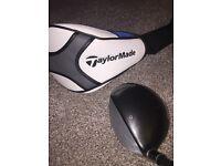 TaylorMade SLDR Golf Driver 430 Stiff Shaft 10.5 Degrees