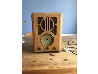 Retro Vintage Style Casio Radio