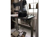 Singer needle feed cylinder arm heavy duty industrial sewing machine for leather