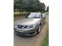 2008 SAAB 93 CONVERTIBLE 1.9 TID ONLY 90k