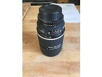 Nikkor 135mm f/2.0 lens