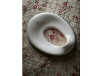 Tippi toes childs toilet seat