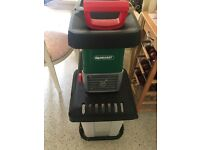Qualcast Garden shredder very clean Condition