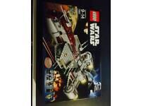 Brand new boxed still sealed star wars Lego set