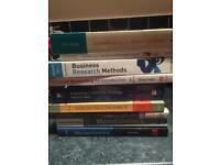 Business/Marketing/Accounting/Economics Textbooks - individually & collectively selling