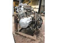 Honda CBR 600 motorbike engine & ancillaries