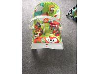 Fisher price rainforest baby chair