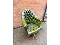 Chesterfield directors chairs