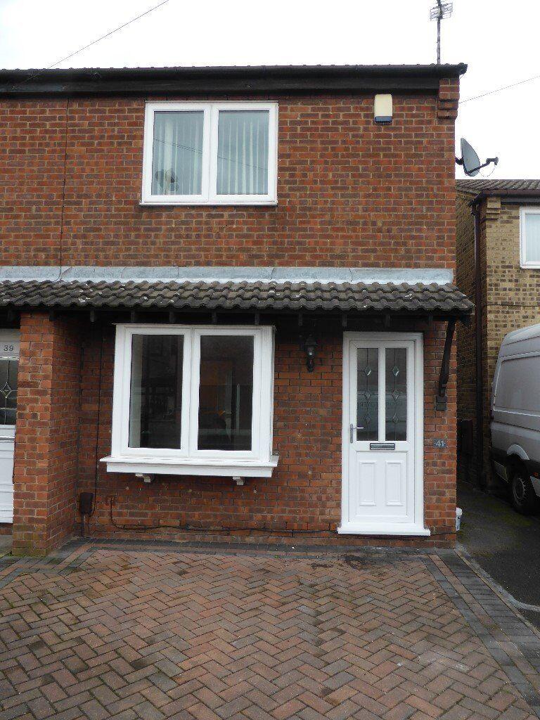 2 Bedroom House To Rent Corsham Gardensnottingham Ng3 6lz