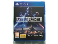 Star Wars Battlefront 2,ps4.Brand new