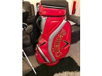 Callaway Tour Bag limited edition