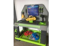 Little tikes construct n learn work bench