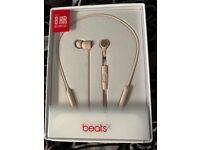 Beats x wireless Bluetooth Rose gold brand NEW in box