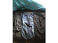 X3 men's designer jeans