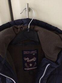Next boy's winter coat age 2-3 years