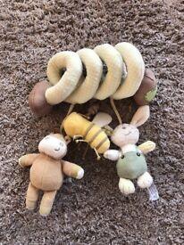 Mamas & Papas Pram/Car seat toy