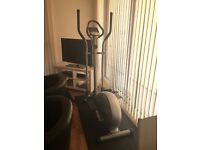 Elliptical Cross Trainer CT300, 2016 and York mat