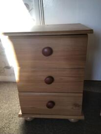 Bedside unit, used but good condition.