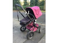 Bugaboo Cameleon with accessories