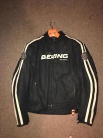 Bering Scalp Motorcycle Jacket - Black XL