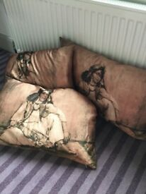 Cushions Indian theam