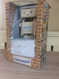 Confused dot com Brian Toy, still in box