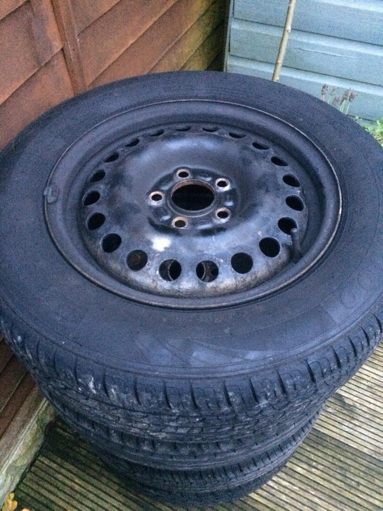 195/65/15 tyres / transit connect