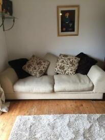 Barker and Stonehouse 1 x 3 seater sofa. (2 of 2 listed) Good condition.