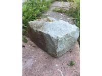 Old cobble stones