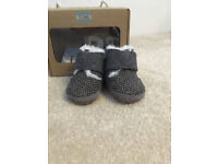 Baby Boy Toms, size 1, New with box