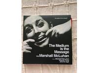 The medium is the Massage cd