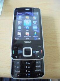 Nokia N96 (2.8 inches 5MP 128MB RAM 950mAh)