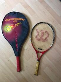 Lawn tennis rackets very good condition