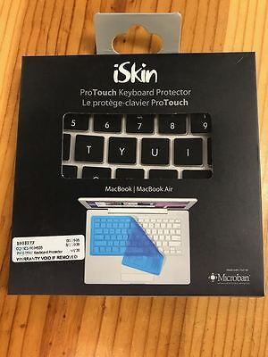 - iSkin ProTouch Silicone Keyboard Protector for Apple MacBook Air 1st Gen 1G