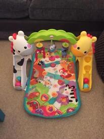 Baby activity mat!