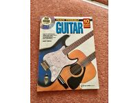 Guitar book with Dvd and Cd inside . BARGAIN