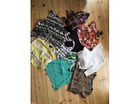 Women's clothes top bundle