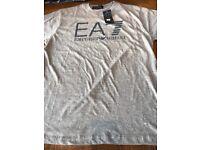 EA7 tshirts
