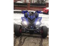 Yamaha raptor 700r, raptor 700, road legal quad, yfz 450, ltr 450
