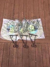 Hanging basket sets