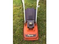Flymo electric lawn mower