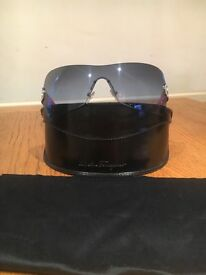 Salvatore Ferragamo Sunglasses 100% Authentic