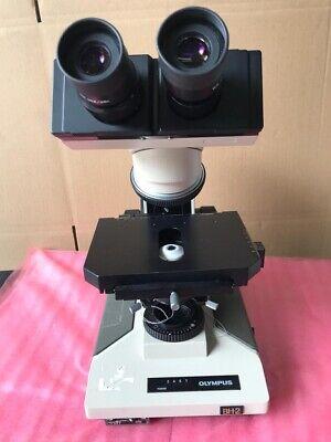 Olympus Bh2 Bhs Trinocular Microscope
