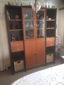 Dining room/living room unit
