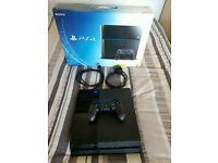 PS4 1TB Console + Original Box + CoD Ghosts