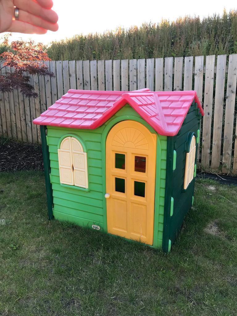 Pleasing Little Tikes Country Cottage Garden Playhouse In Banchory Aberdeenshire Gumtree Download Free Architecture Designs Saprecsunscenecom